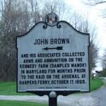 Sign to Kennedy Farmhouse