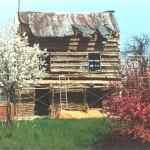 Demolition prior to restoration